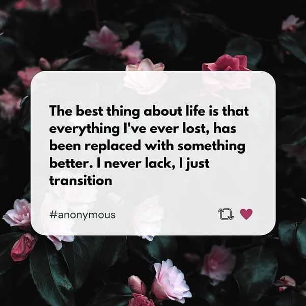 Breakup quote to get over him, heal and move on